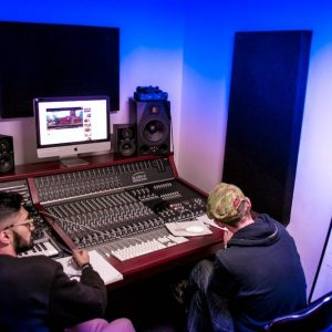 Music production courses in London