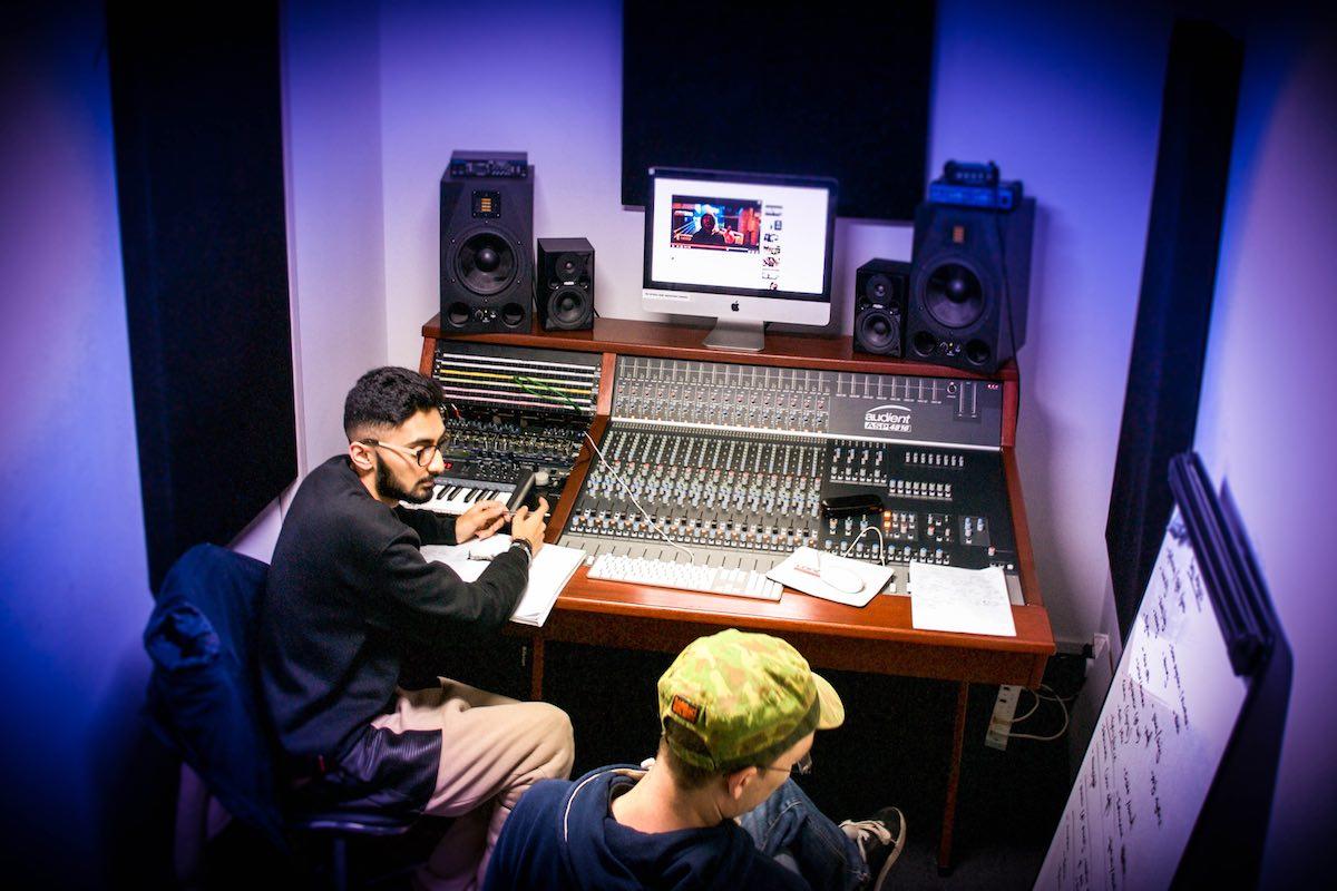 Music Production Diploma
